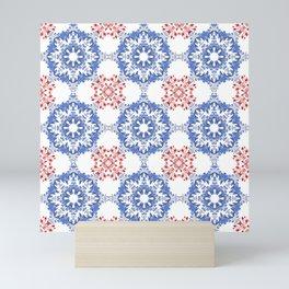 Moroccan Mandala Mini Art Print