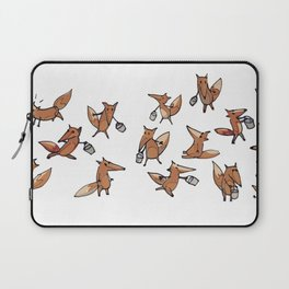Lots of Freddy Foxes Laptop Sleeve
