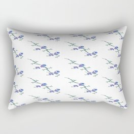 Falling bells Rectangular Pillow