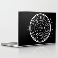 """occult Laptop & iPad Skins featuring Everette Hartsoe's Occult 13 """"SPIRITBOARD"""" by House of Hartsoe"""