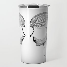 Queer boys  Travel Mug