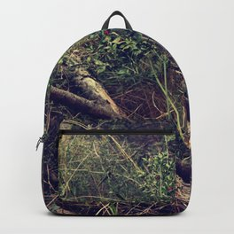 Tangled in the forest Backpack