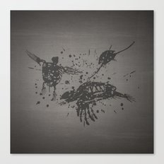 Dead Sea, Turtles Canvas Print