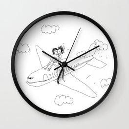 to australia Wall Clock