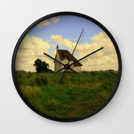 Canary Cottage, Thorney, UK Wall Clock
