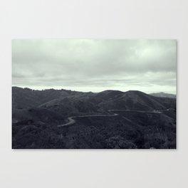 tangent Canvas Print