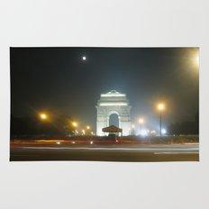 Rush Hour - India Gate Rug