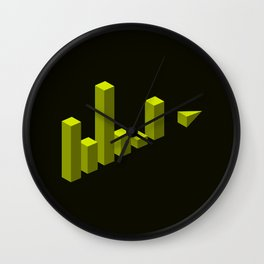 The LATERAL THINKING Project - Movimiento Wall Clock