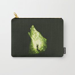 Wolf's Forest Carry-All Pouch