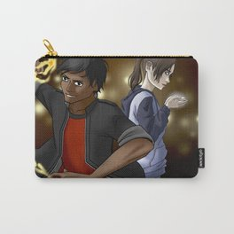 Theonite: Daniel & Joan Carry-All Pouch