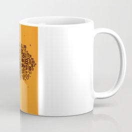 Swarm of B's Coffee Mug