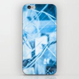 Shatterproof Dreams 02A iPhone Skin