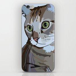 Sophie Cat iPhone Skin
