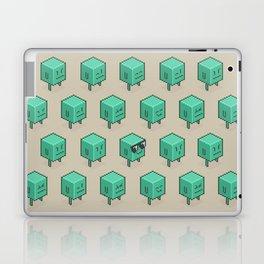 Emoticube Laptop & iPad Skin
