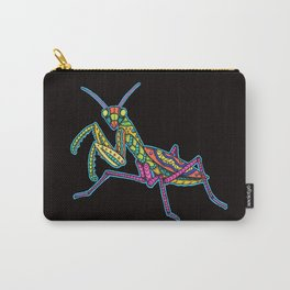Manti the Praying Mantis Carry-All Pouch
