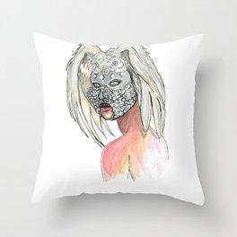 «Saint» Project. Throw Pillow