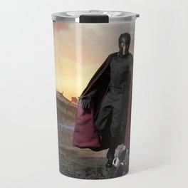 X-Men: Sentinel Diorama Series III (Magneto) Travel Mug