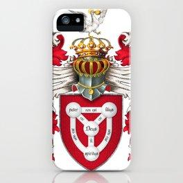 Arms of the Faith iPhone Case