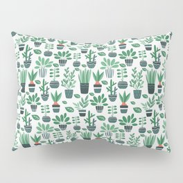 Ms Botany Greenery Pillow Sham