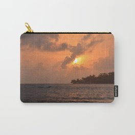 Sunset at the Caribbean 002 Carry-All Pouch