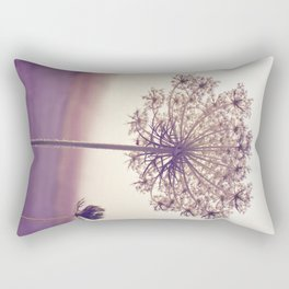 Queen Anne's Heir Rectangular Pillow
