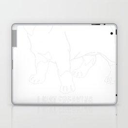 Lancashire-Heeler-tshirt,-just-freaking-love-my-Lancashire-Heeler Laptop & iPad Skin