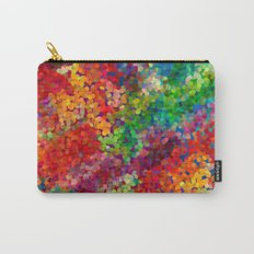 Color Theory Clash Carry-All Pouch
