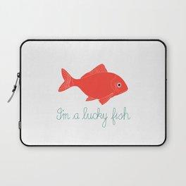 Lucky Fish Laptop Sleeve