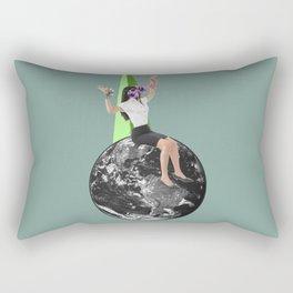 CollageArt :Stranded Rectangular Pillow
