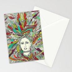 Goddess Aurora Stationery Cards