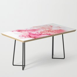 Red fog Coffee Table