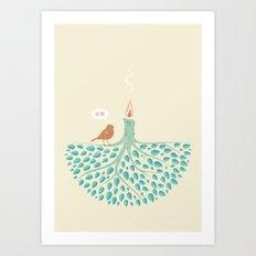 Nature Art Print