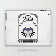 Zelda legend - Majora's mask Laptop & iPad Skin