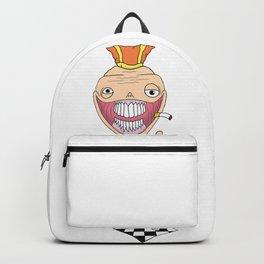 Creepy Server Backpack