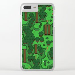 game Clear iPhone Case