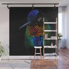 Enjoy Life : Humming Bird Wall Mural