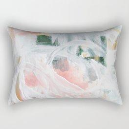 Emerging Abstact Rectangular Pillow