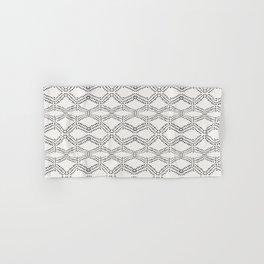 Cleo - boho diamond Hand & Bath Towel
