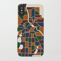 minneapolis iPhone & iPod Cases featuring Minneapolis Neighborhoods by MegaCork Photography