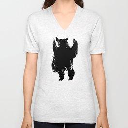 Ursa Noir Unisex V-Neck