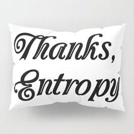 Thanks Entropy Pillow Sham