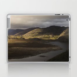 Clouds, Land, Water Laptop & iPad Skin