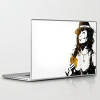 poker Laptop & iPad Skins featuring Poker by Oody