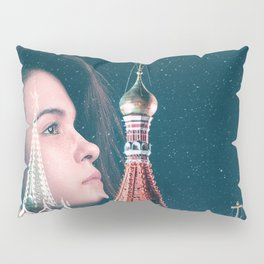 Dream of Kremlin Pillow Sham
