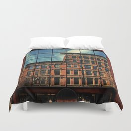Reflections Duvet Cover
