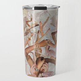 Arms Collage Travel Mug
