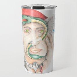 Israeli Paratrooper Travel Mug