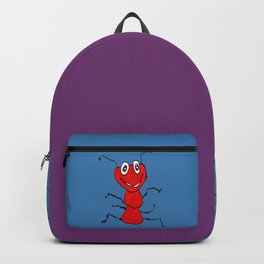 Red Ant - Cartoon Ant Backpack