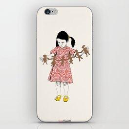 LoveGarlandLove iPhone Skin