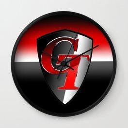 Logo MarkS GT Wall Clock